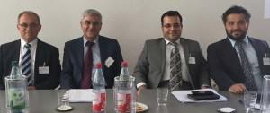 Educational Workshop to make German banks become familiar with Iranian banks performance
